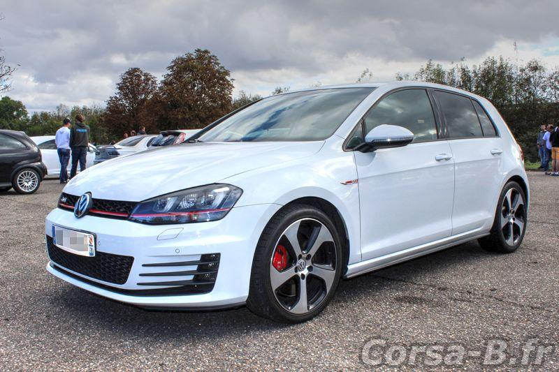 skort golf 7 gti performance dsg blanche. Black Bedroom Furniture Sets. Home Design Ideas