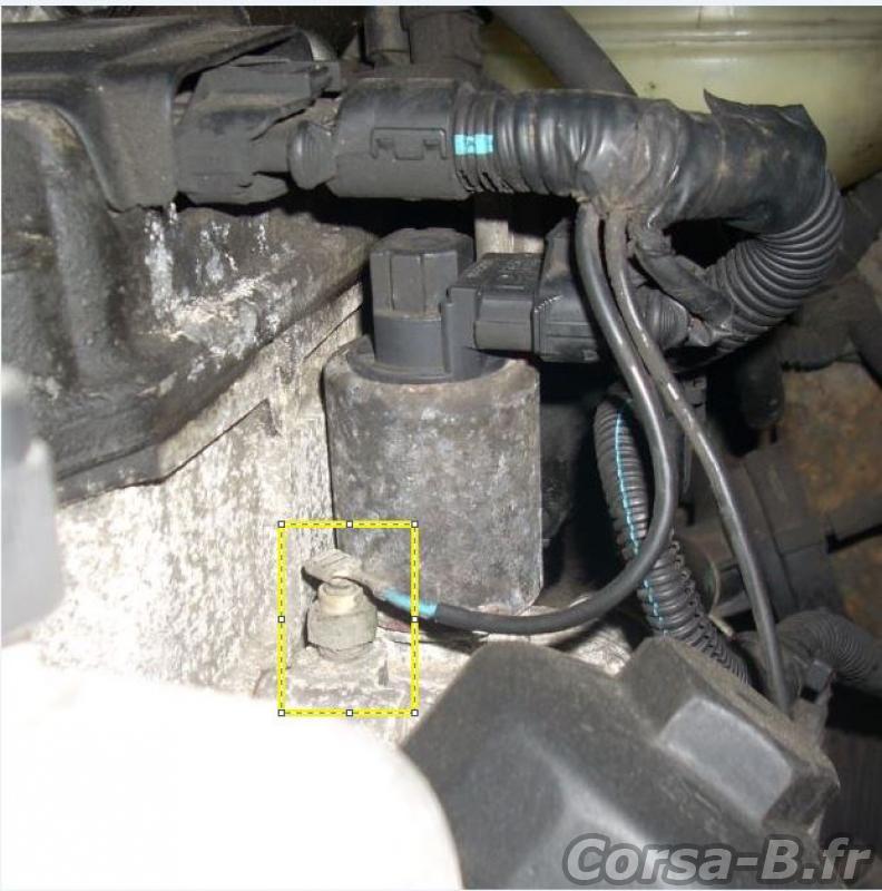 vanne egr moteur essence